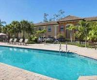 Outdoor Pool at Homewood Suites by Hilton Sarasota FL