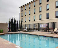 Outdoor Pool at Comfort Suites