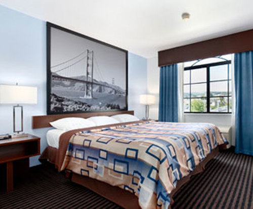 Room Photo for Super 8 San Bruno/San Francisco Airport