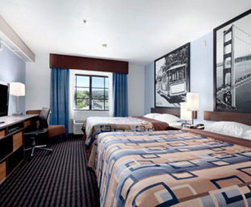 Photo of Super 8 San Bruno/San Francisco Airport Room