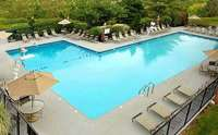 Outdoor Pool at DoubleTree by Hilton Hotel Annapolis MD
