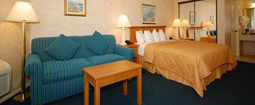 Photo of Quality Inn & Suites Hermosa Beach Room