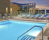 Outdoor Pool at Springhill Suites at Anaheim Resort