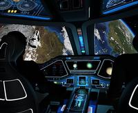 Journey Through Space Simulator Experience
