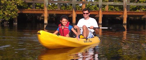 Kayak Rentals Near Cocoa Beach