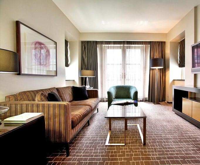 The Hazelton Hotel Toronto Room Photos