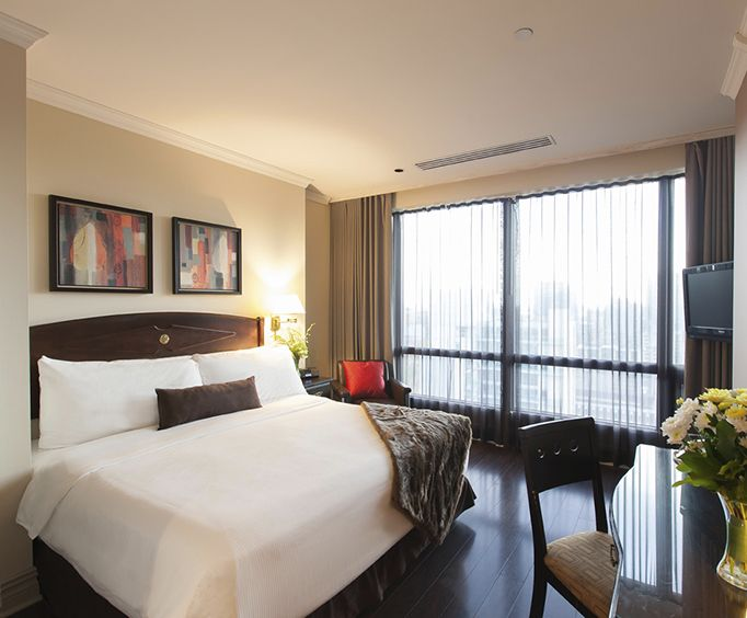 Photo of Grand Hotel  Suites Toronto ON Room