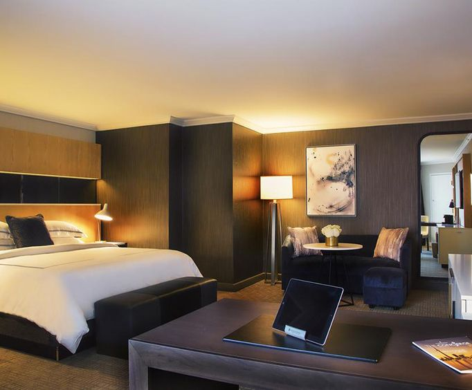 Room Photo for InterContinental Toronto Yorkville