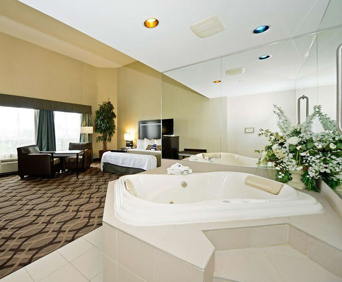 Photo of Best Western Plus Jacuzzi Room