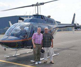 Enjoy the Niagara Falls grand Helicopter Tour