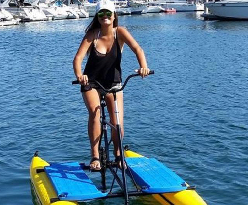 Hydrobike Rental Near Santa Monica California