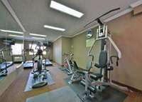 Clarion Suites Fitness Center