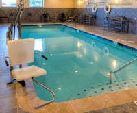 Holiday Inn Express Hotel & Suites Tacoma Downtown Indoor Swimming Pool