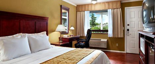 Photo of Quality Inn & Suites Fife Room