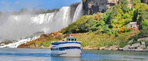 Cruise Tour on Niagara