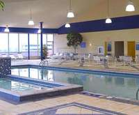 Embassy Suites Niagara Falls - Fallsview Indoor Swimming Pool