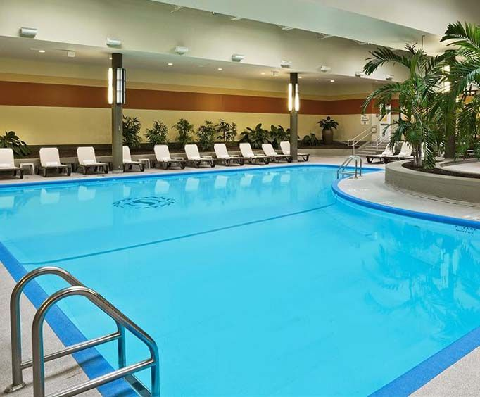 Sheraton at the Falls Indoor Swimming Pool