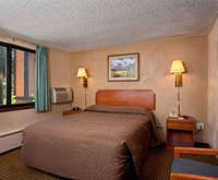 Photo of Rabbit Ears Motel Room