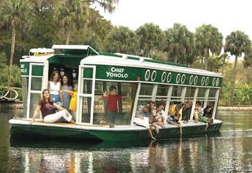 Silver Springs Nature S Theme Park Ocala