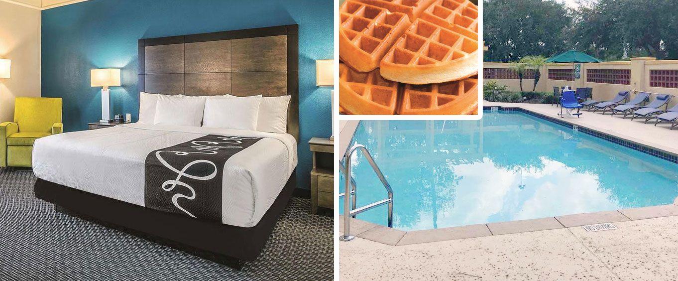La Quinta Inn Amp Suites Tampa Brandon Regency Park