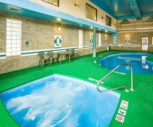 Quality Inn Gunnison Indoor Pool