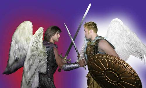 The Miracle: Bible Stories Brought To Life, angels