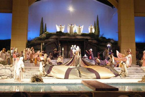 The Miracle Bible Stories Brought To Life nativity