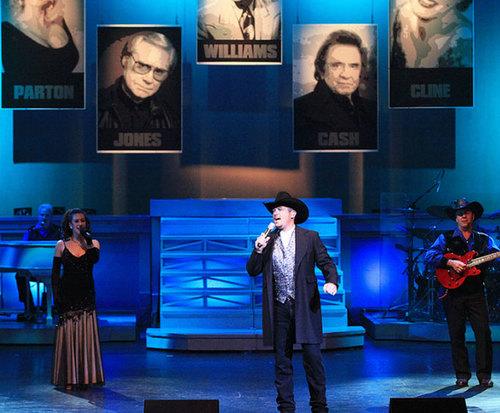 Country Tonite, tribute show