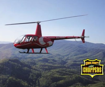 Helicopter Tour of the Smokies