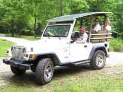 Nantahala Raft & Rail - Train & Jeep Tour, outdoor tour