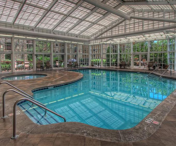 RiverStone Resort  Spa Indoor Pool