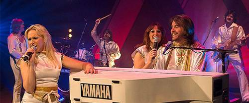 Thank You for The Music - A Celebration of The Music of ABBA, live concert