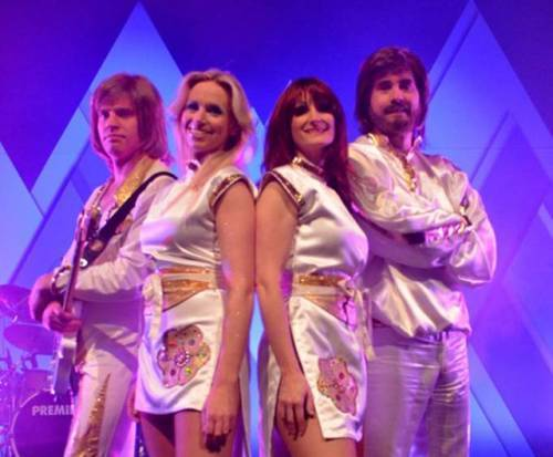 Thank You for The Music - A Celebration of The Music of ABBA, tribute show