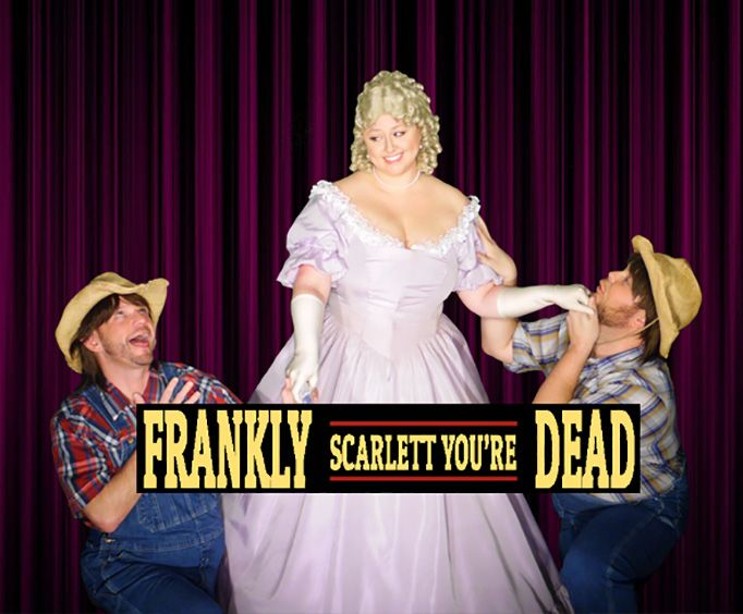 Frankly Scarlett Youre Dead Dinner and Show