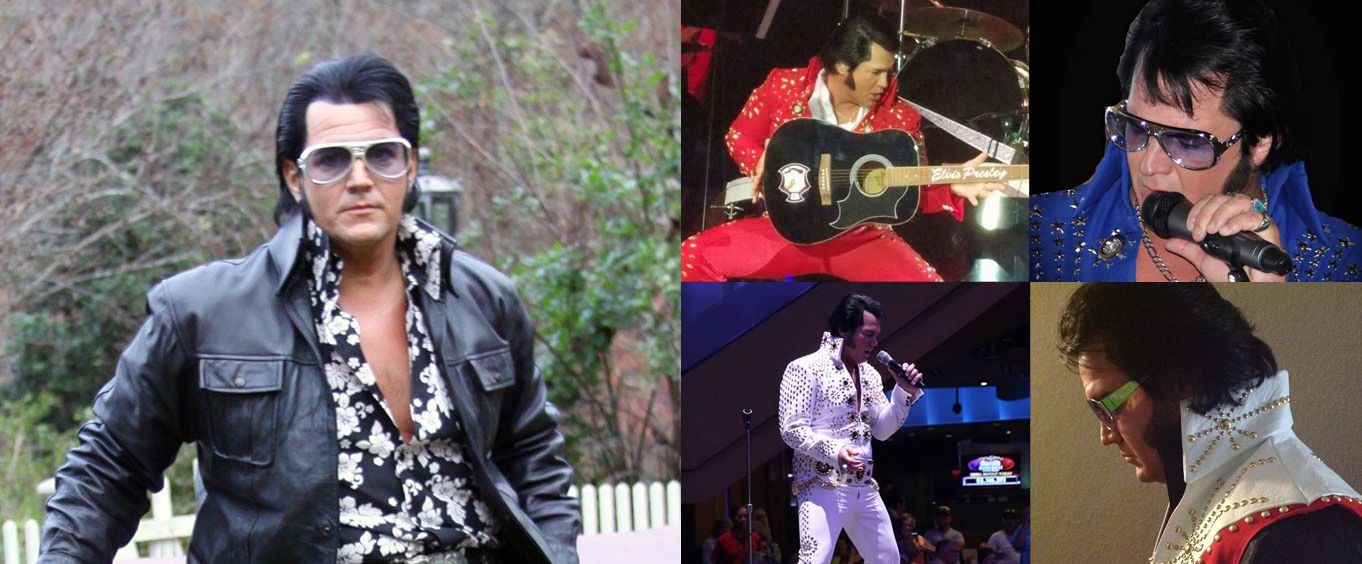 Enjoy Elvis The King-A Tribute to Elvis