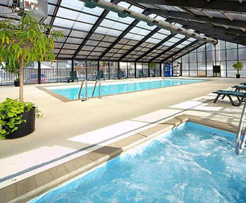 Clarion Inn & Suites Gatlinburg TN Indoor Pool
