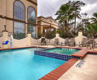 Outdoor Pool at BEST WESTERN PLUS New Caney Inn & Suites