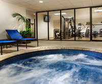 Wyndham Houston West Indoor Pool