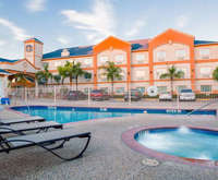 Outdoor Swimming Pool of Best Western Atascocita Inn & Suites