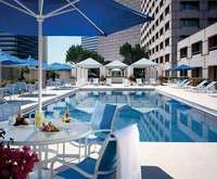 Outdoor Swimming Pool of Hilton Houston Post Oak