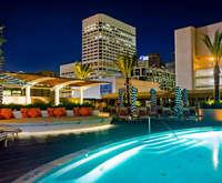 Outdoor Pool At Four Seasons Hotel Houston