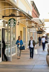 Save money at the Tanger Outlets on this daytime shopping tour