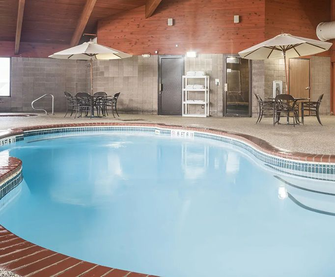 AmericInn Lodge and Suites of Rapid City Indoor Pool