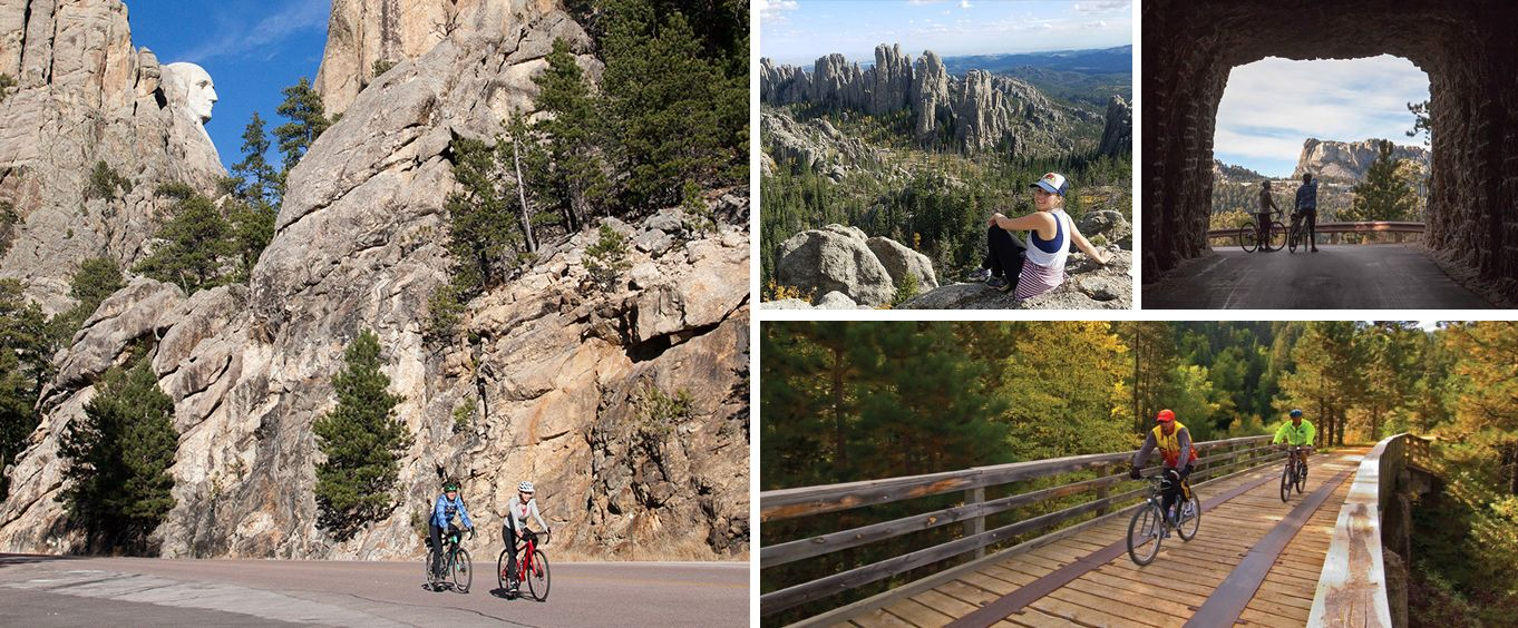 Enjoy the Southern Black Hills on Bike Tour