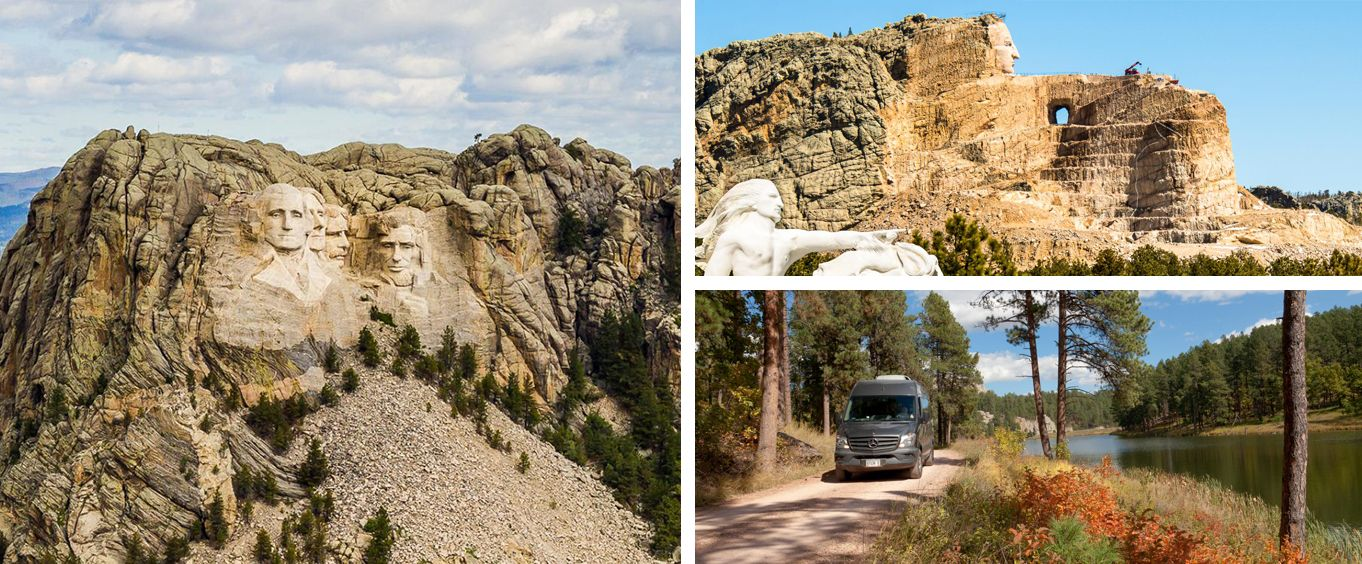 See Mt Rushmore with Southern Black Hills Parks and Monuments Tour