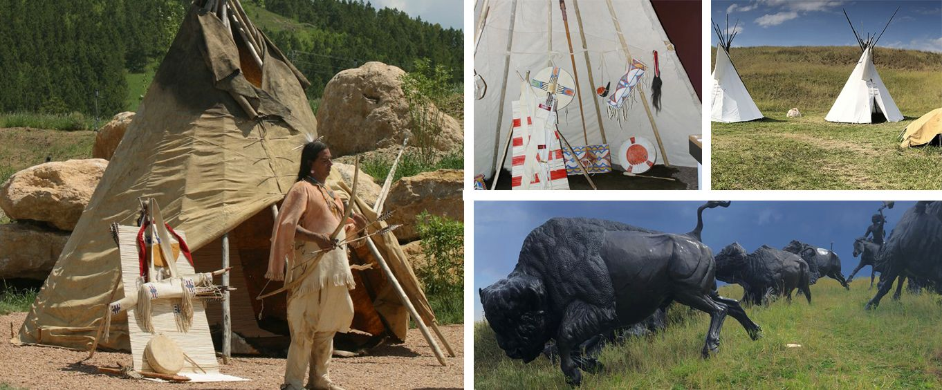 Experience the Tatanka Story of the Bison