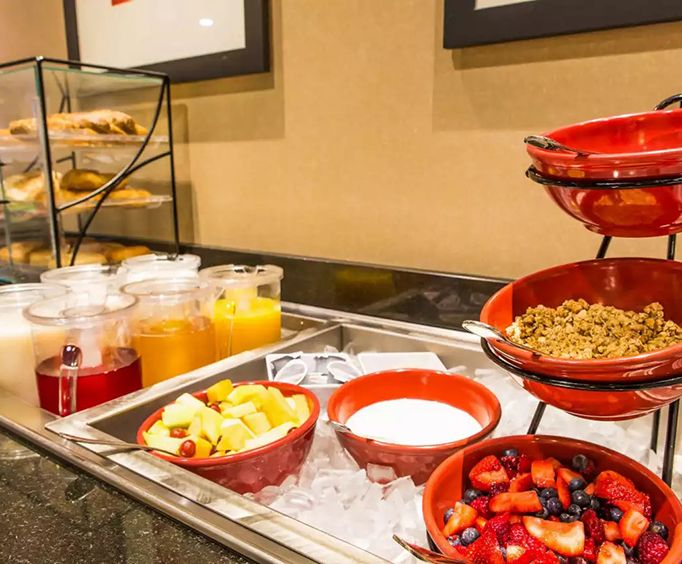 Cambria Suites Rapid City SD Dining