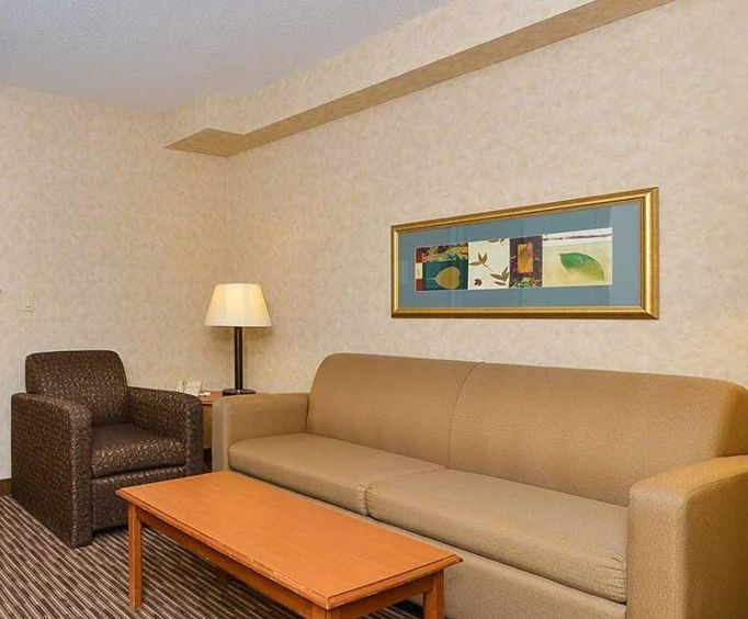 Room Photo for Quality Inn  Suites I-90