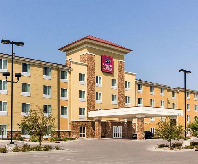Comfort Suites - Rapid City SD General Picture