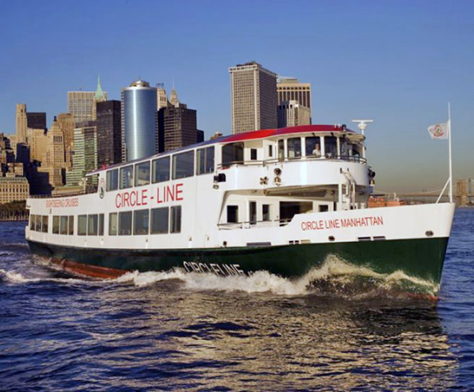 Cruise in style during an NYC tour